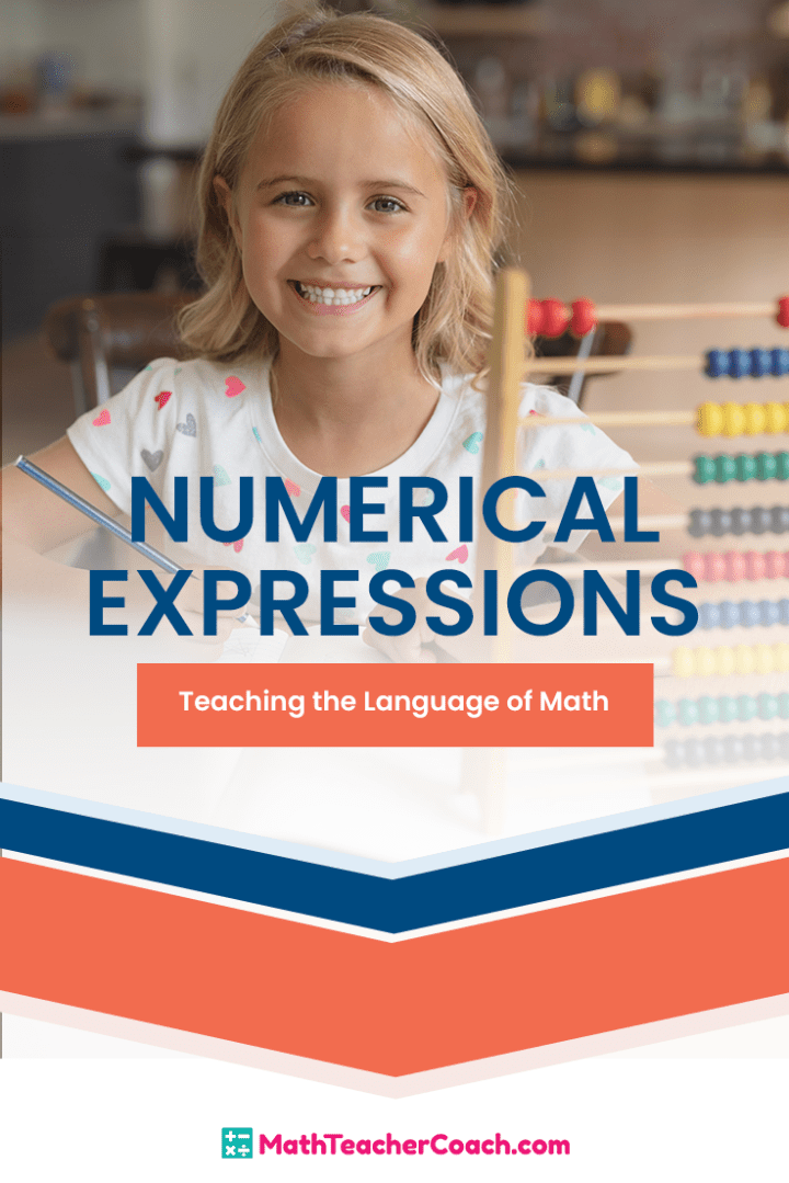 Teaching Numerical Expressions Worksheets