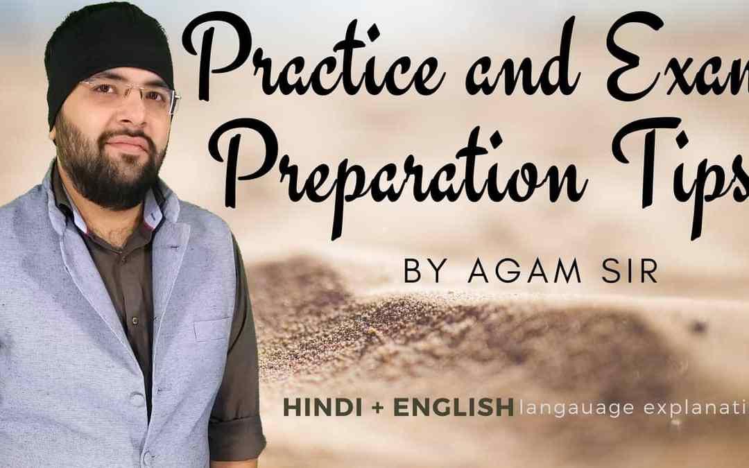 Practice & Exam Preparation Tips