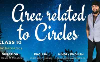Ch12. Area related to Circles – 90D