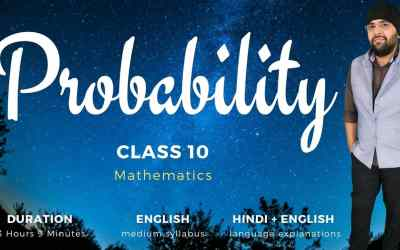 Ch15. Probability – 90D
