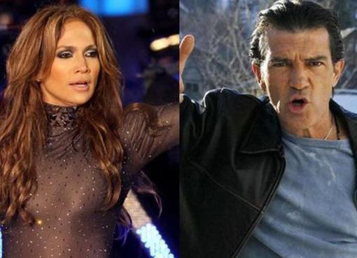 Jennifer López y Antonio Banderas serán presentadores en los Globos de Oro