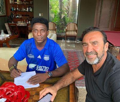 Roberto 'La Tuka' Ordóñez, campeón del fútbol nacional con