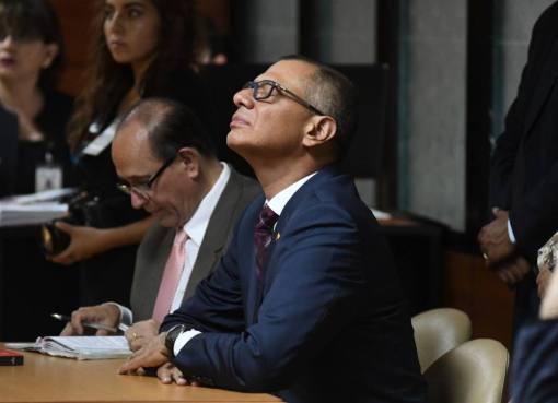 """En definitiva, dijo el abogado del exsegundo mandatario, """"el Gobierno está tratando de frustrar una conversación en función de no ofrecer nada que permita cristalizar las medidas"""""""