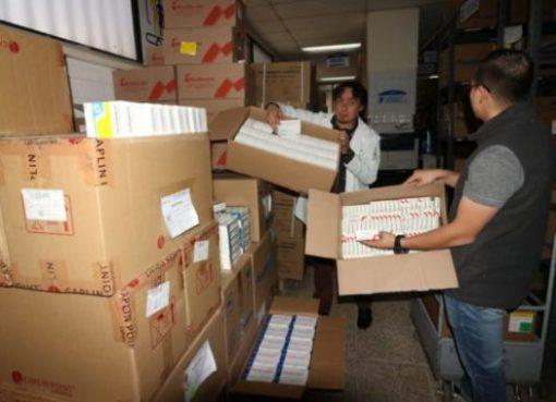 Escondían medicinas en el tumbado del hospital del IESS