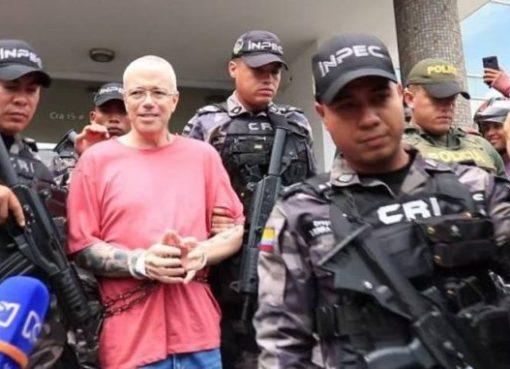 El que fuera jefe de sicarios de Pablo Escobar, John Jairo Velásquez Vásquez, alias 'Popeye', tiene un cáncer de esófago en fase terminal