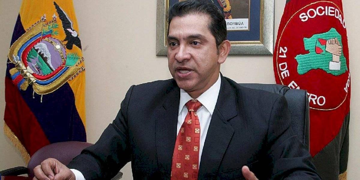 Lucio Gutiérrez dice que competirá en las presidenciales 2021 en Ecuador