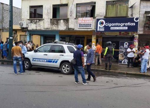 Extranjera fue asesinada con arma blanca en Babahoyo