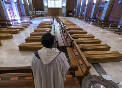 MÁS DE 19.000 MUERTOS EN EL MUNDO POR CORONAVIRUS