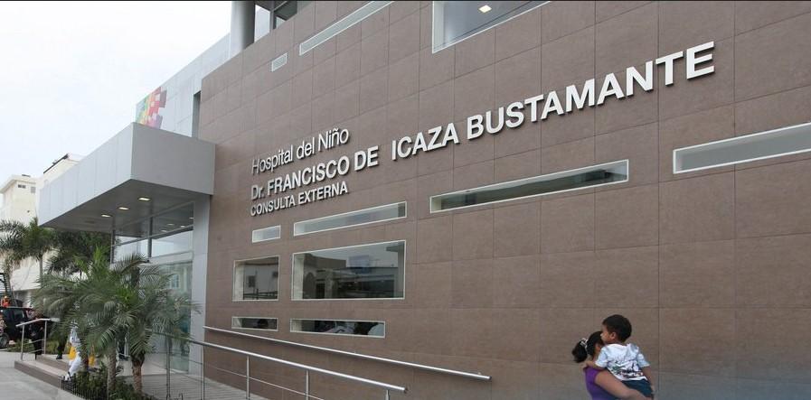 Hospital Francisco Icaza Bustamante, sin médicos ni recursos