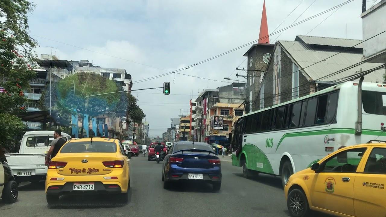 Ningún vehículo particular podrá circular el fin de semana en Ecuador