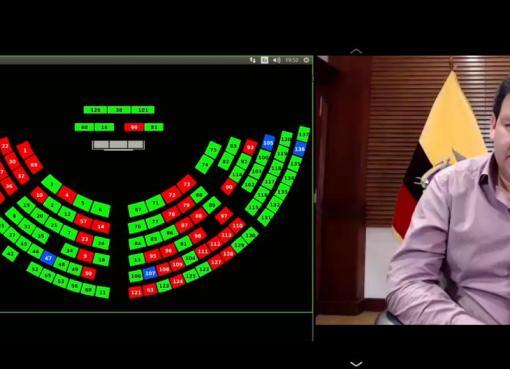 Con 74 votos a favor Asamblea Nacional aprueba la Ley de Apoyo Humanitario
