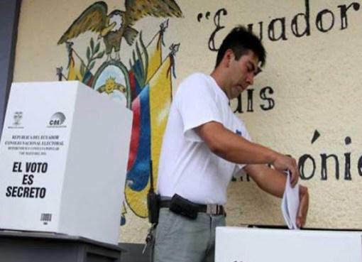 Ciudadanos que no han votado en las cuatro últimas elecciones no podrán ejercer su derecho