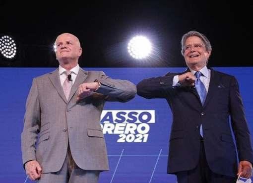 ¿Quién es Alfredo Borrero, candidato presidencial, binomio de Guillermo Lasso?