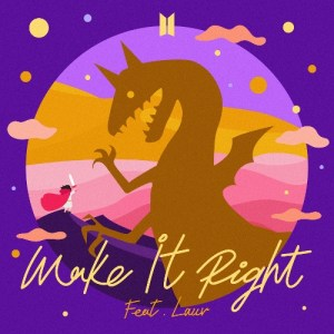 Download BTS - Make It Right (feat. Lauv) Mp3