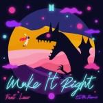 BTS - Make It Right (feat. Lauv) (EDM Remix)