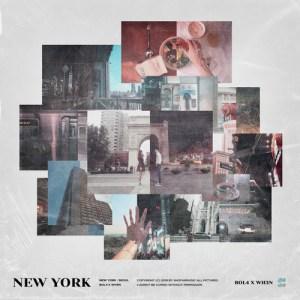 Download BOL4, WH3N - New York Mp3