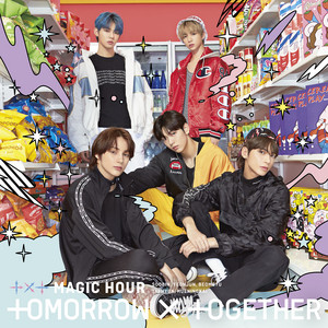 Download TXT (TOMORROW X TOGETHER) - Angel Or Devil (Japanese Ver.) Mp3