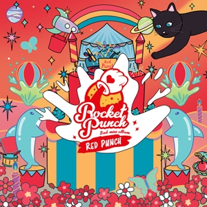 Download Rocket Punch - RED PUNCH Mp3