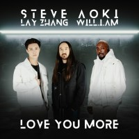 Steve Aoki - Love You More (feat. LAY, will.i.am)