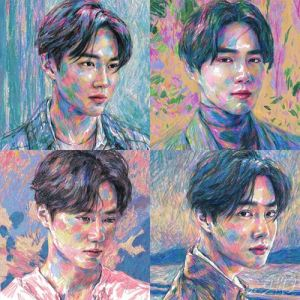 Download SUHO - Self Portrait Mp3