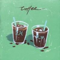 Luhan, Kris Wu - Coffee