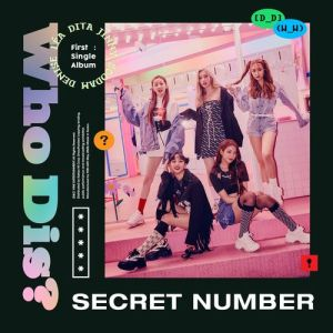 Download SECRET NUMBER - Holiday Mp3