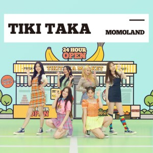 Download MOMOLAND - TIKI TAKA Mp3