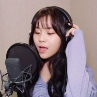 Umji GFRIEND - Put Your Records On [Cover]