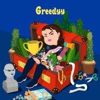 JeA - Greedyy (Feat. Moonbyul of MAMAMOO)