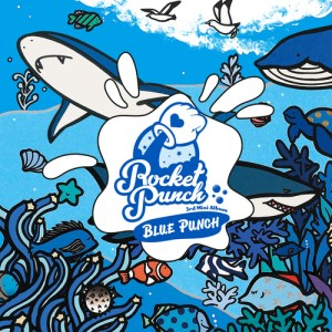 Download Rocket Punch - BLUE PUNCH Mp3