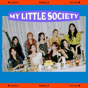 Download fromis_9 - Somebody to love Mp3