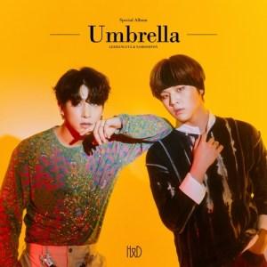 Download H&D (Hangyul, Dohyon) - Umbrella Mp3