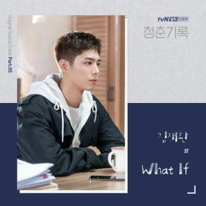 Download Kim Jaehwan - What If Mp3