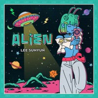 Lee Suhyun AKMU - ALIEN