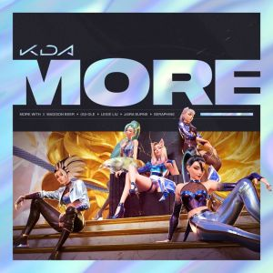 Download KDA - MORE (feat. Madison Beer, (G)I-DLE, Lexie Liu, Jaira Burns, Seraphine) Mp3