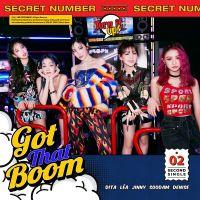 SECRET NUMBER - Got That Boom