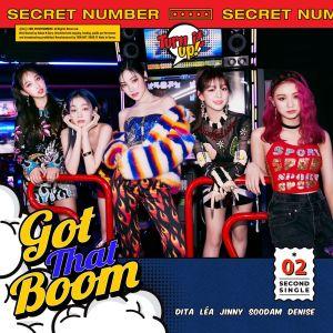 Download SECRET NUMBER - Got That Boom Mp3