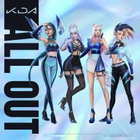 KDA - DRUM GO DUM (feat. Wolftyla, Bekuh Boom, Aluna)