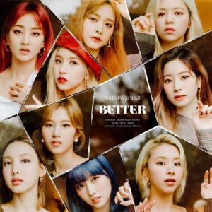 Download TWICE - BETTER Mp3