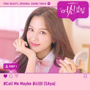 Download SAya - Call Me Maybe Mp3