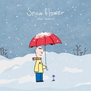 Download V BTS - Snow Flower (feat. Peakboy) Mp3