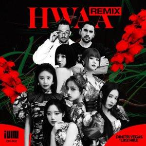 Download (G)I-DLE - HWAA (Dimitri Vegas & Like Mike Remix) Mp3