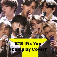 BTS - Fix You (Coldplay Cover)