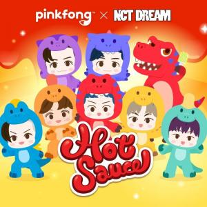 Download NCT DREAM X PINKFONG - Hot Sauce Mp3