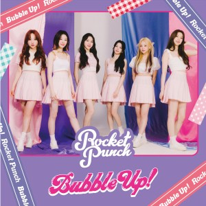 Download Rocket Punch - Bubble Up Mp3