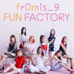 Download fromis_9 - LOVE RUMPUMPUM Mp3