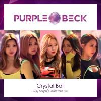 Purple Beck - Crystal Ball
