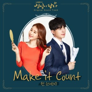 Download Chen EXO - Make It Count Mp3