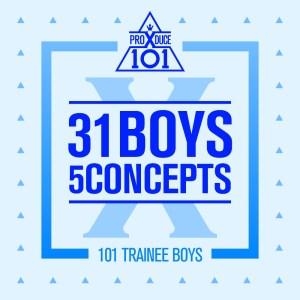 Download PRODUCE X 101 - Pretty Girl Mp3