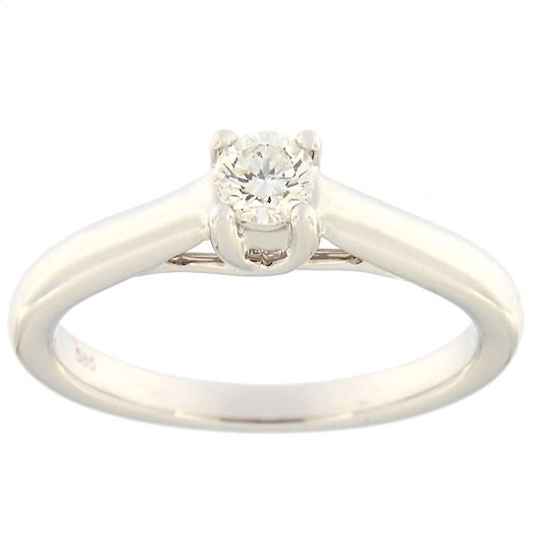 7b3251469ea Kullast sõrmus teemantiga 0,23 ct. Kood: 112al - MATIGOLD - Mati ...